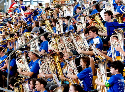 The World's Biggest Orchestra! by Erica Hart
