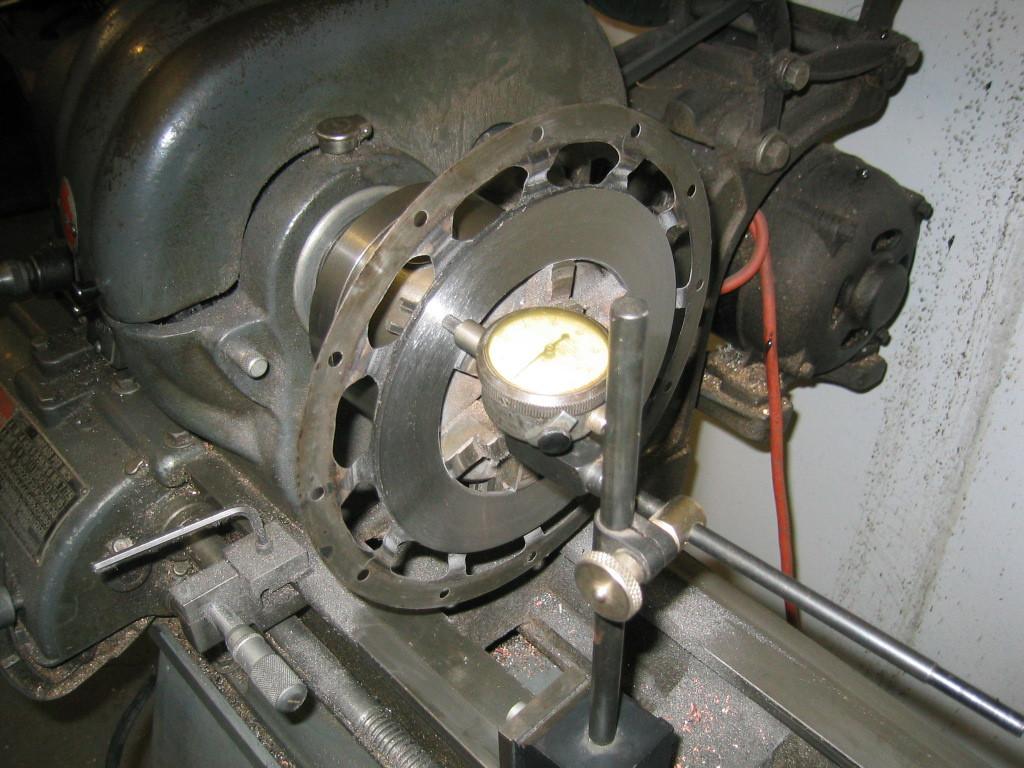 Slipper Flywheel