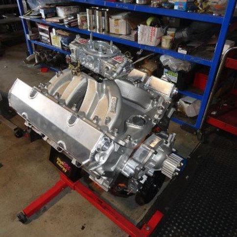 308ci Holden V8 Complete Tough Street/Strip Engine