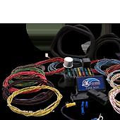 Marvelous Retro Cloth Wrapped Wiring Harness 15 Fuse 24 Cir Wiring Digital Resources Minagakbiperorg