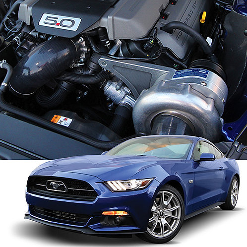 2015 - 2018 Ford Mustang GT 5.0 4V Procharger Supercharger System