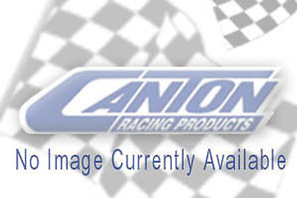 Canton Oil Sump Small Block Chevy High Capacity