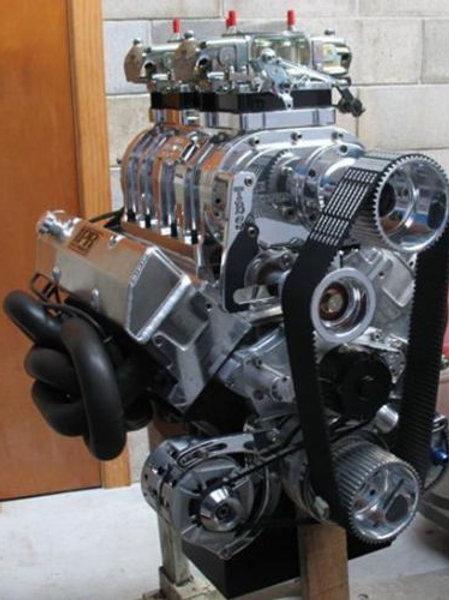 355ci 6/71 BLOWN Holden V8 Complete Street/Strip S
