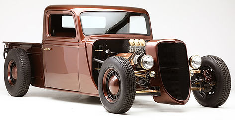 35 Retro Truck, Factory Five Australia, Horsepower World