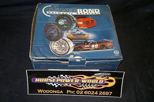 Powerbond Balancer Race LS1 8 Rib Supercharger dri