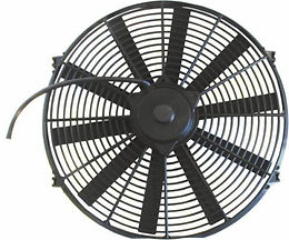 """12"""" Straight Blade Cooling/Thermo Fan1248 CFM"""