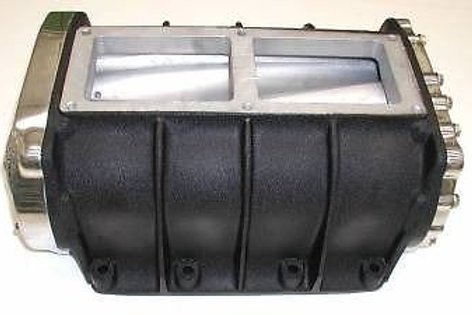 Dyers Polished 8/71 Blower-Supercharger *ONLY* V8