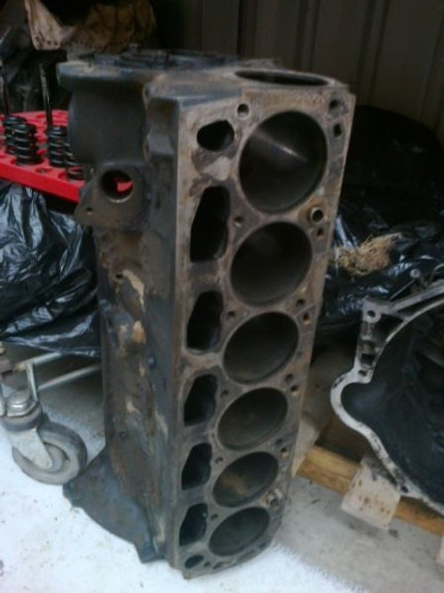 Ford 250 Xflow Engine Block