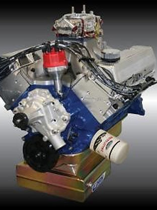 363ci Ford Boss/Clevor V8 Stroker Complete Street/