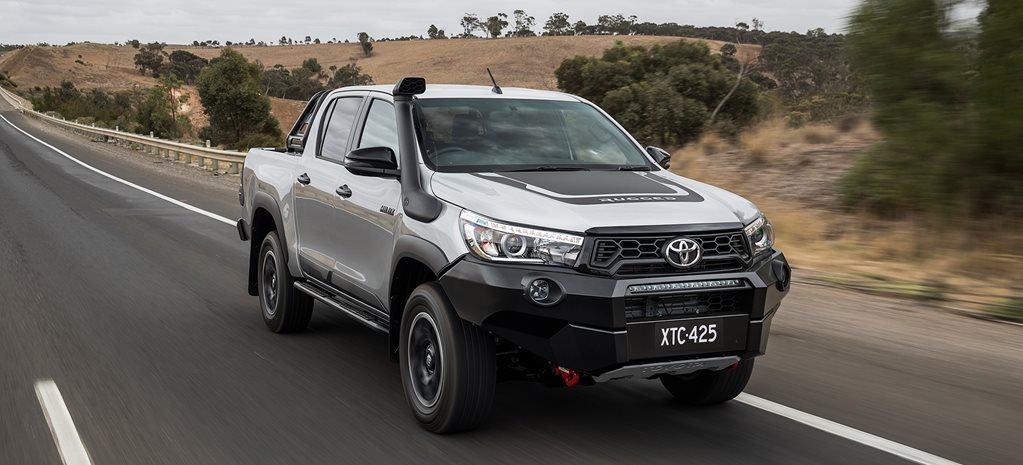 Toyota Hilux 2.8 2015-2020
