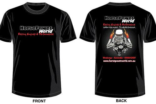 Horsepower World T-Shirt