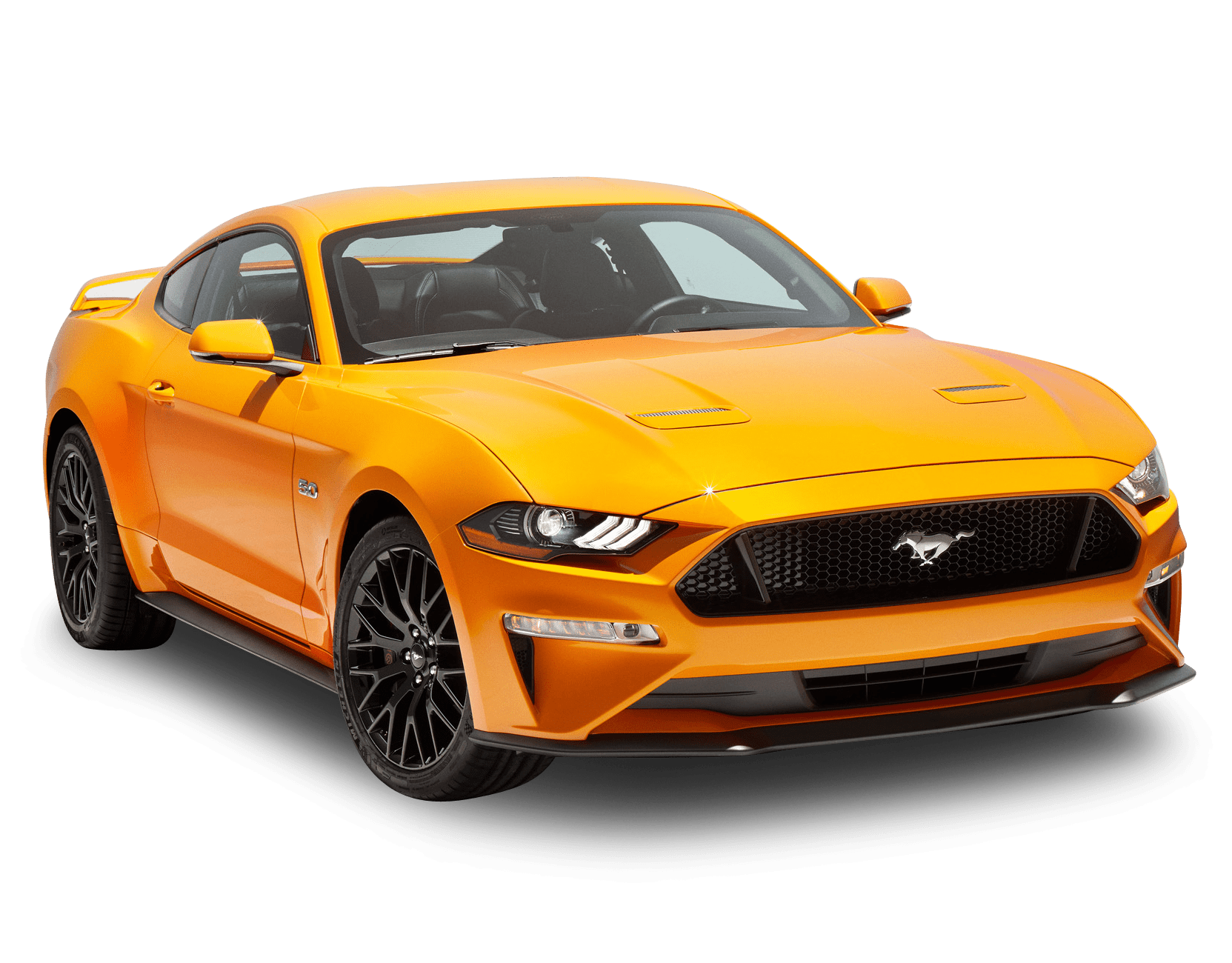 Ford Mustang 2015-2019