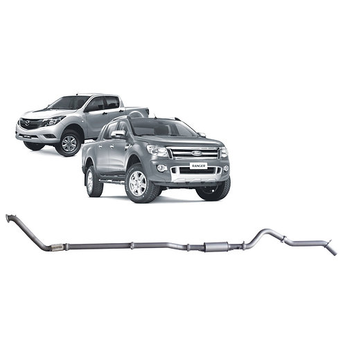 Ford Ranger 3.2L DPF Performance & Efficiency System