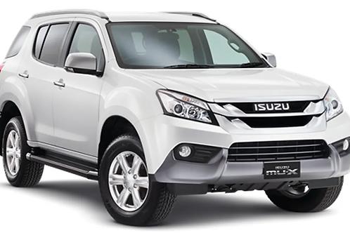 Isuzu M-UX 3.0L Performance & Efficiency System