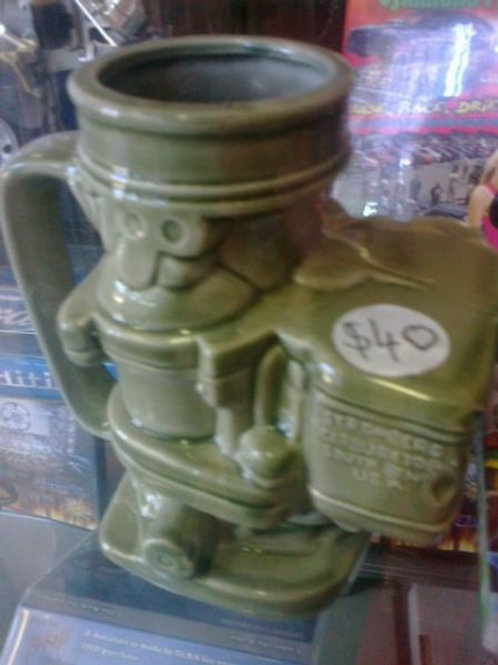 Stromberg Carby Mug - Brand new