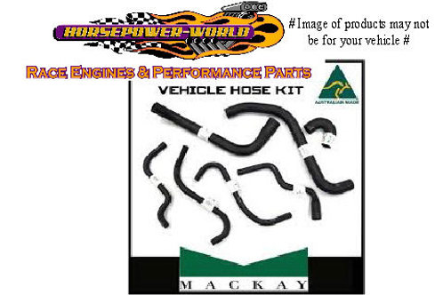 Radiator & Heater Hose Kit for: Toyota HiLux LN172