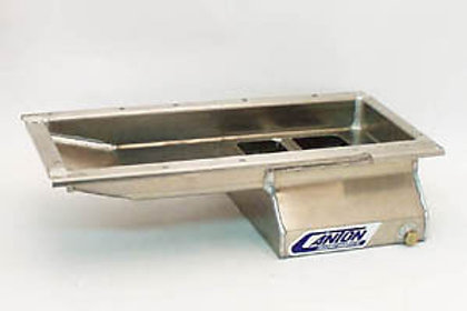 Canton Oil Sump GM Ls1 Engine Swap Aluminum Oil