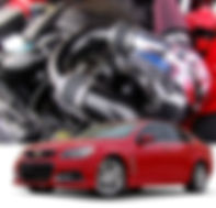 Holden VF Procharger Supercharger Systems