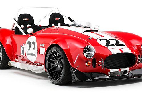 Challenge Car Mk4-R (AC Cobra) Factory Five by Horsepower World