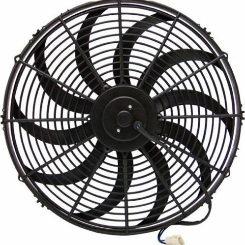 """16"""" S - Blade Cooling/Thermo Fan 3000 CFM Hotrod"""