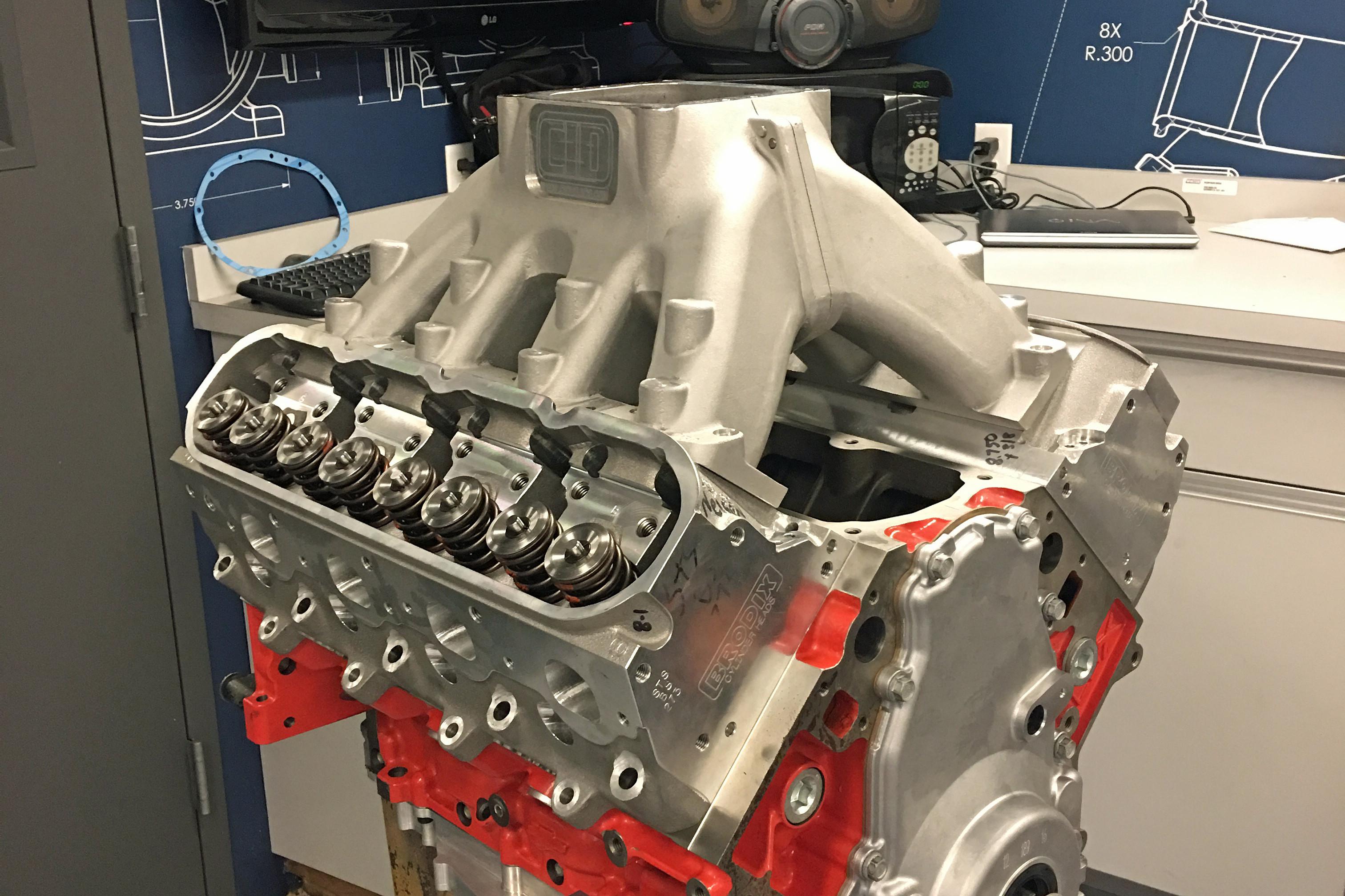 Performance Engine Rebuilding
