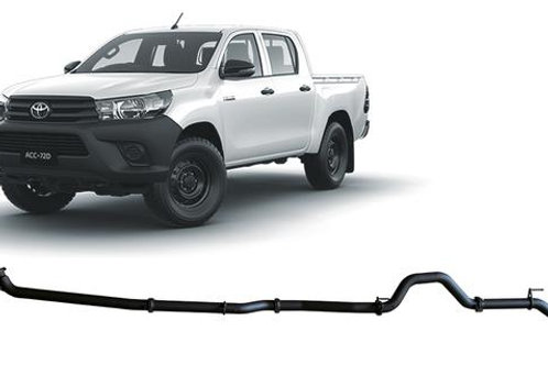 Toyota Hilux 2.8L Performance & Efficiency Package