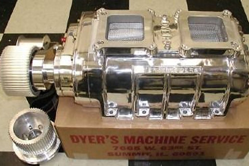 Chev V8 SBC 350 6/71 Blower Kit w/Carbs, Linkages,