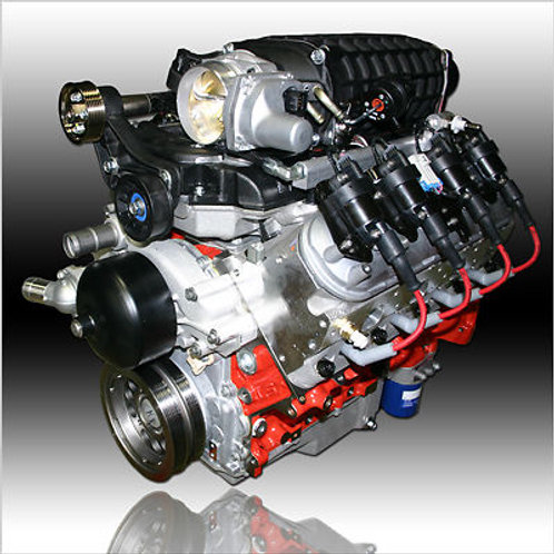 800hp LSX 427ci Supercharged Gen3 Gen4 LS1 LS2 LS3