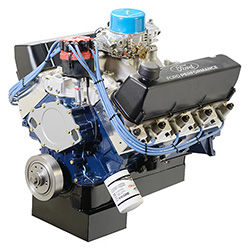 Custom Built Big Block Ford Engines at Horsepower World