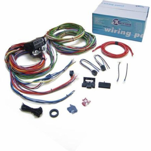 Pro Series Wiring Harness 15 Fuse, 24 Circuit, 118