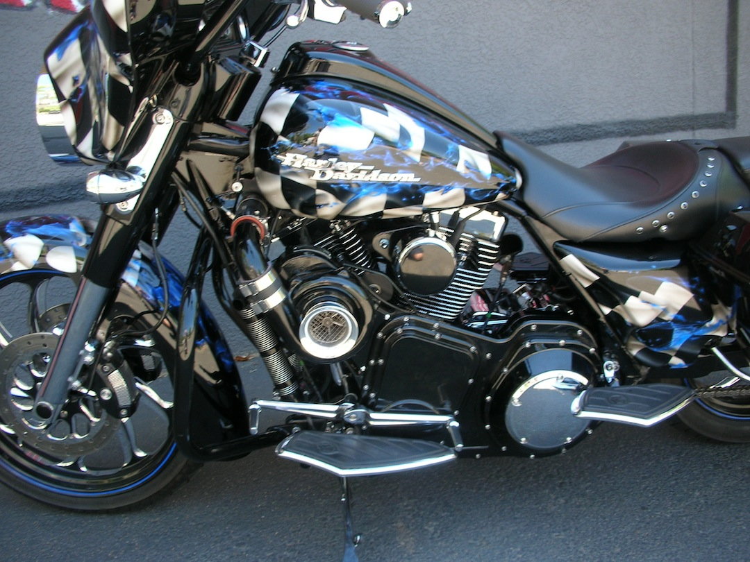 Harley Davidson V-Twin Procharger Suspercharger Systems