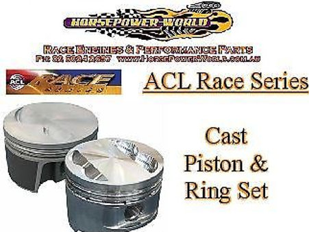 Nason Cast Piston & Ring Set Holden 3.8L Series 2