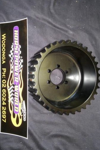 Procharger F3R pulley 34 tooth 14mm pitch NEW