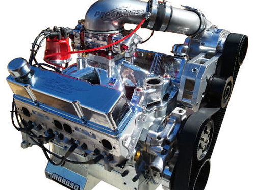 406/427/434ci SMALL BLOCK CHEV PROCHARGED
