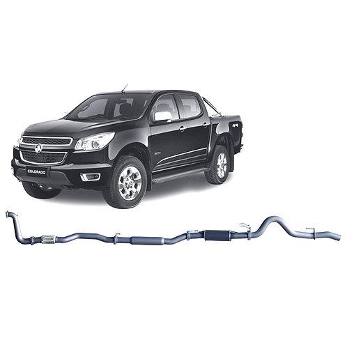 Holden Colorado 2.8L Pre DPF Performance & Efficiency System