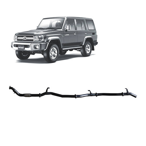 Toyota 76 Series Landcruiser 4.5L DPF Performance & Efficiency Package