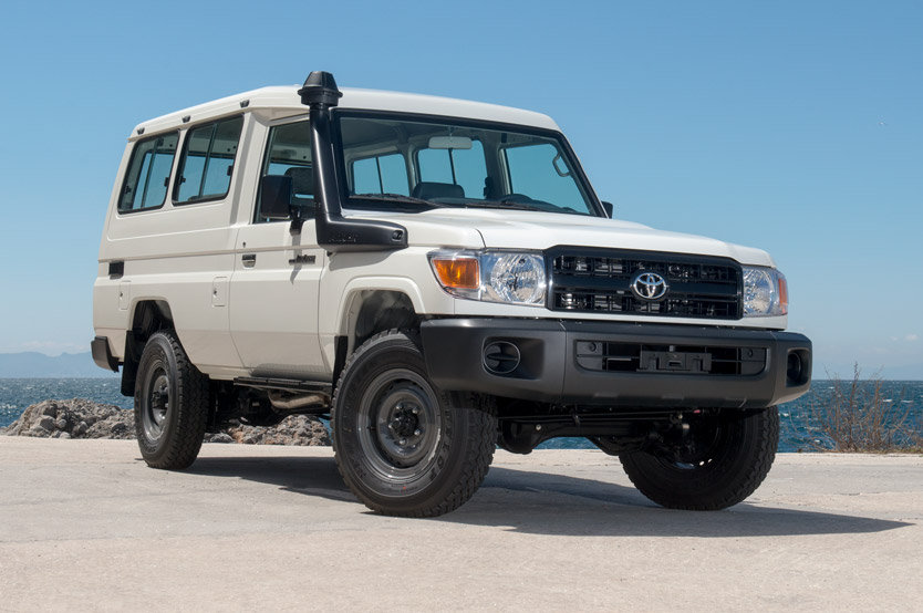 Toyota 78 Series Troopy 4.5 2016-2020