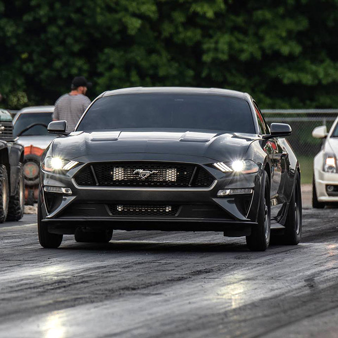 2018 - 2019 Ford Mustang GT 5 0 4V Procharger Supercharger System