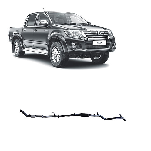 Toyota Hilux 3.0L Performance & Efficiency Package