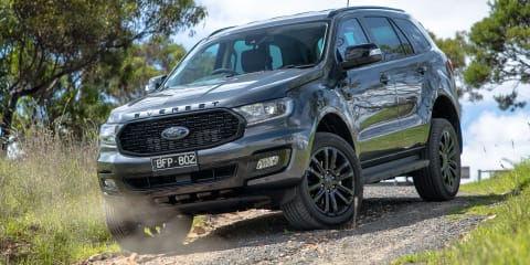 Ford Everest 3.2 2015-2020