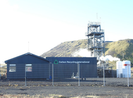 Sustainable energie in Iceland