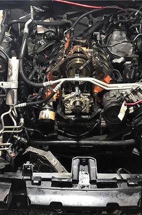 complete engine repair