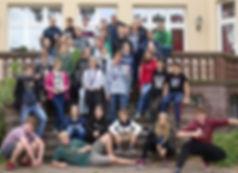 Grupenbild Jambore-Trupp