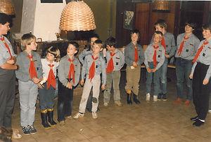 Kinderfreizeit 1984