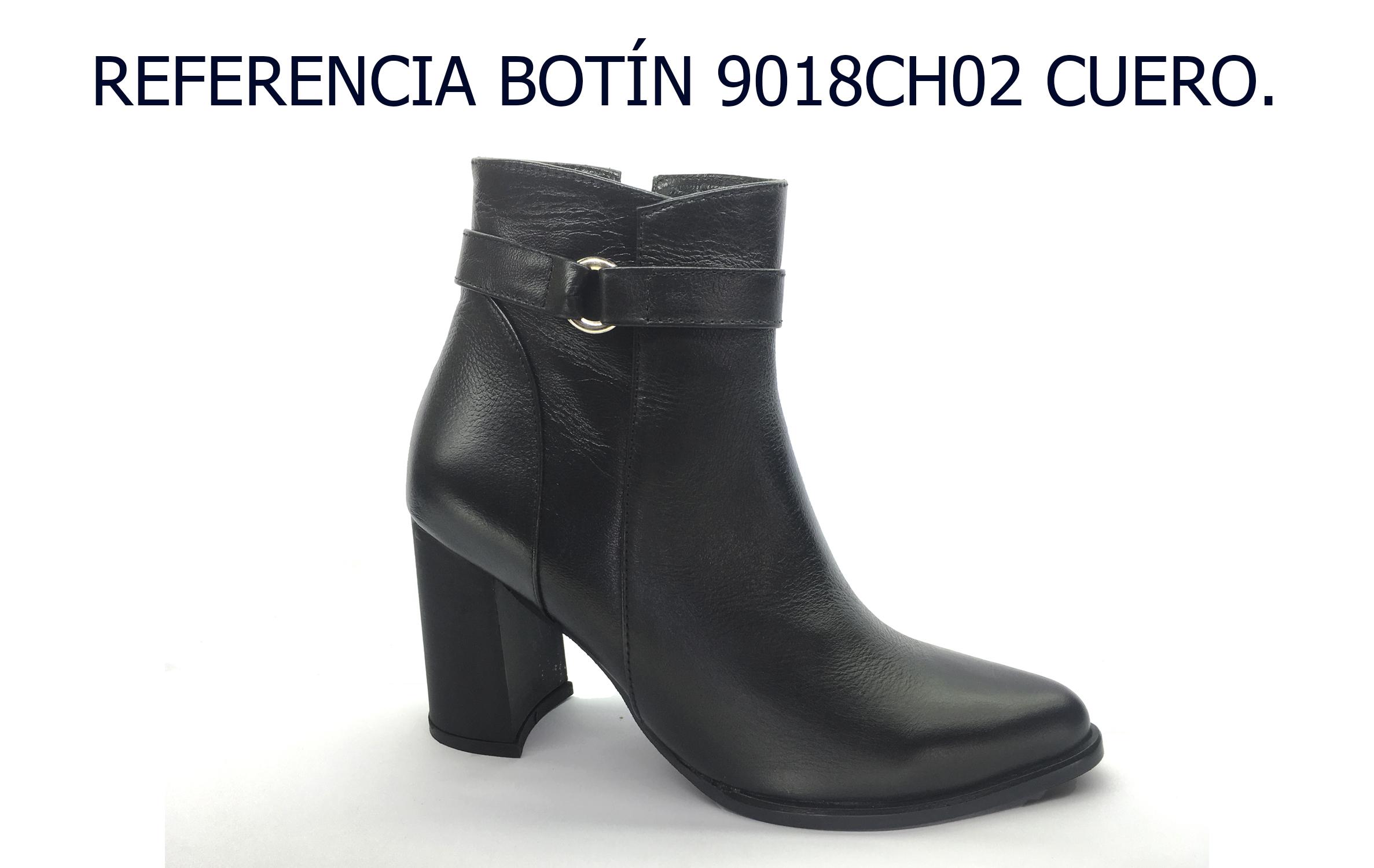 BOTIN 9018CH02 CUERO