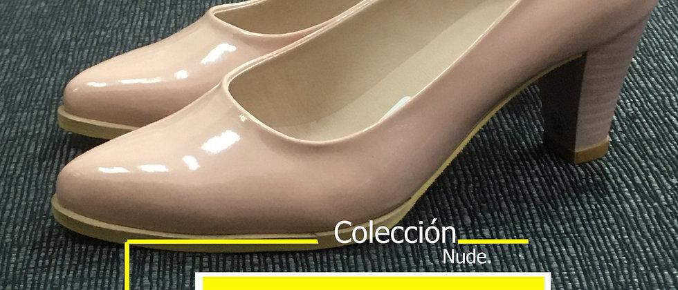 5NUDE1510 CH ZAPATILLA CLÁSICA T.A