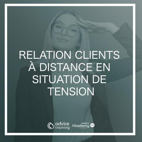 Relation clients à distance