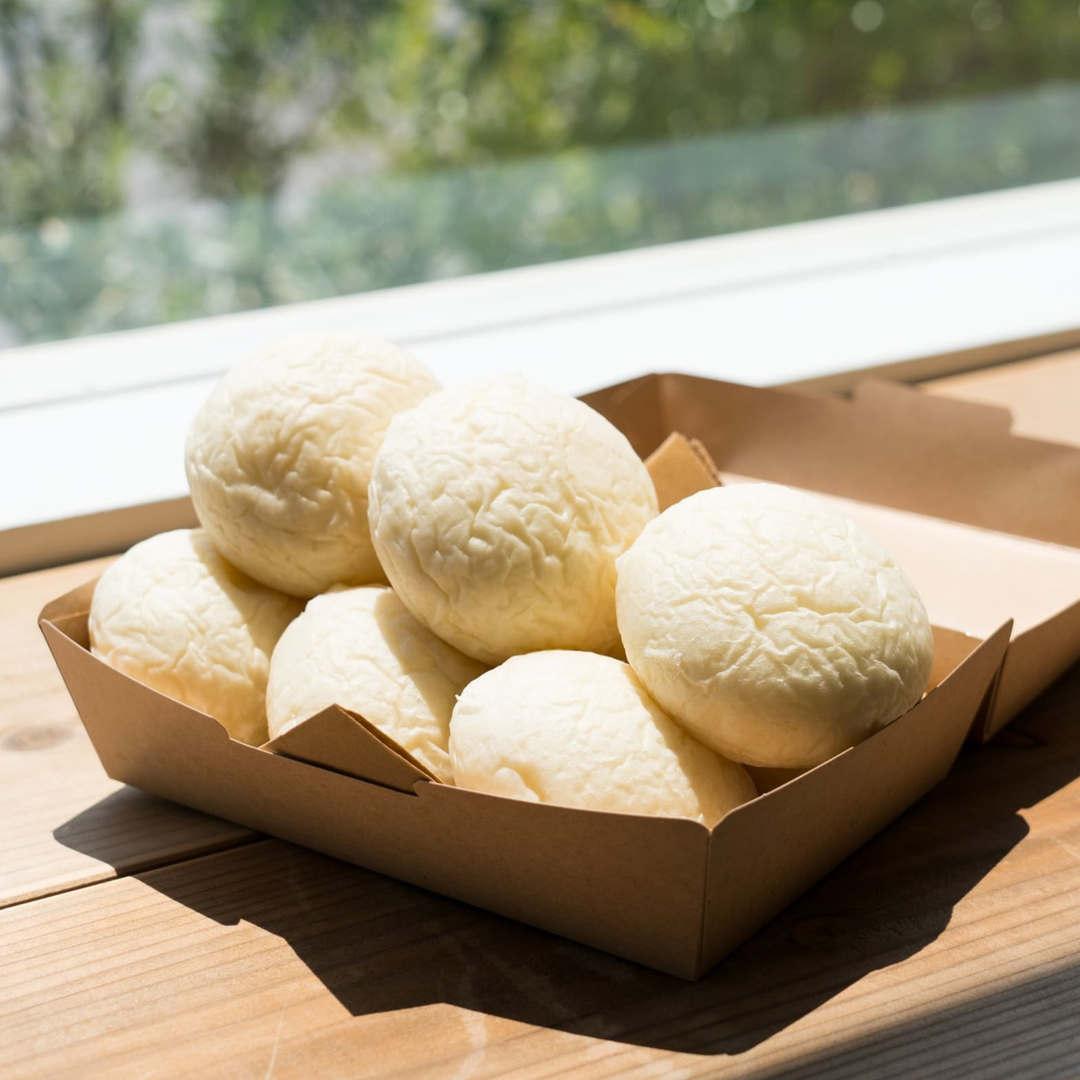 特製白パン 9個