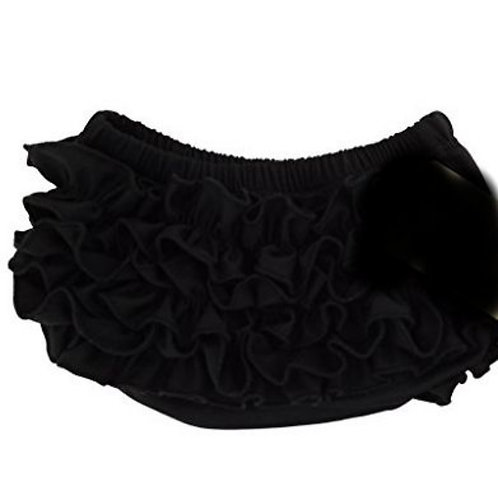 BLACK  |BLOOMERS
