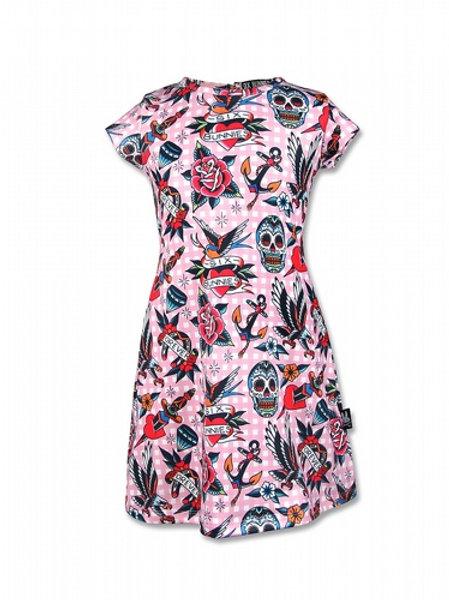 PINK TATTOO SHOPEE | שמלה